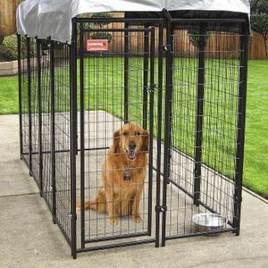 Dog Kennel /animal Kennel/cage 10x5x6 Large for Sale in Clovis, CA
