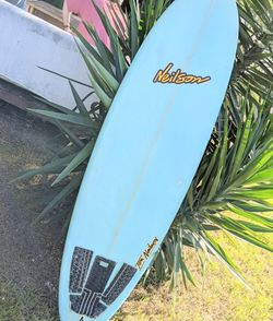 "6'3"" Fish Surfboard Funboard Fins And Leash Quad for Sale in Los Angeles,  CA"
