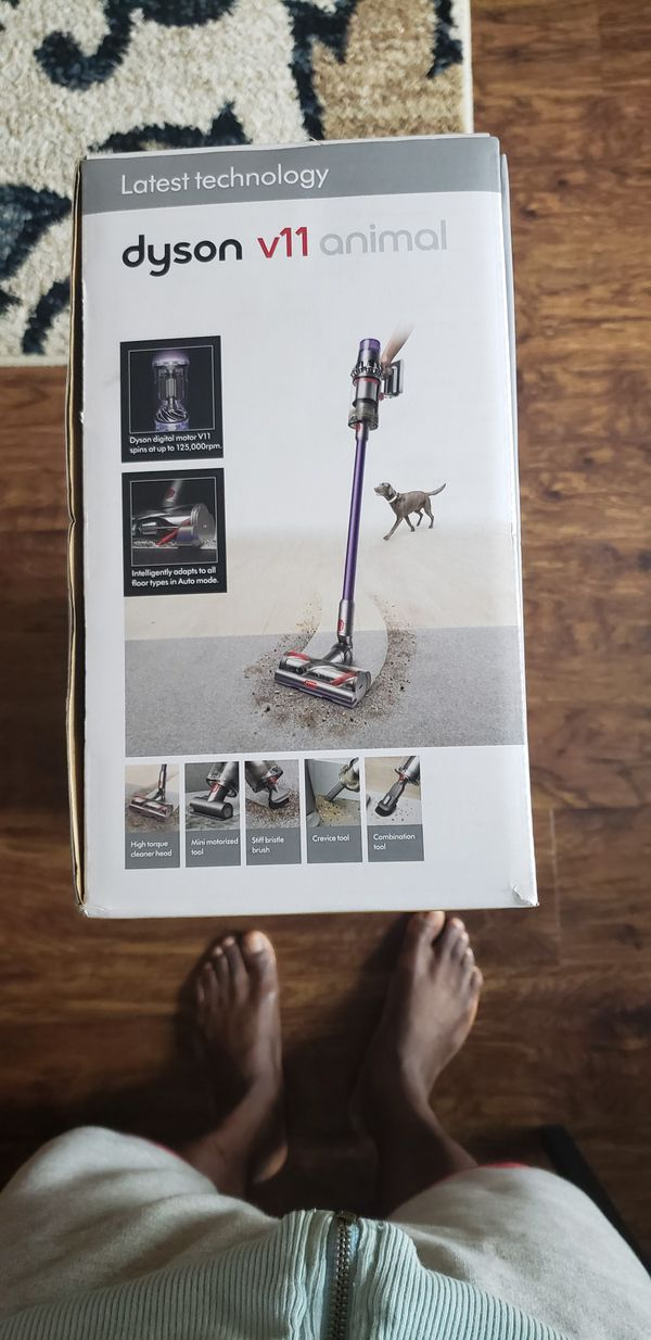 DYSON V11 ANIMAL BRAND NEW SEALED IN THE BOX MY PRICE IS FIRM THANK YOU.