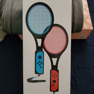 NINTENDO Switch Tennis Rackets for Sale in Hesperia, CA