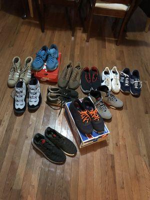 Jordan's, Kobe's, new balance, adidas, size 12 for Sale in North Chesterfield, VA