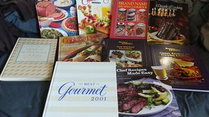 Lot of Cookbooks for Sale in Fort Myers, FL
