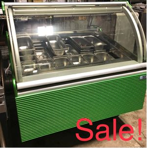 Gelato freezer for Sale in Renton, WA