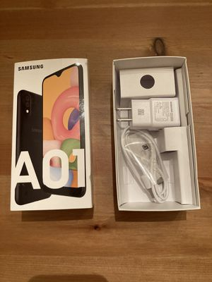 Samsung A01 phone, new in box (2 available) for Sale in Brooklyn, NY
