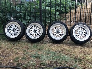 "XXR 531 ""Reaxion"" Wheels - 15x8.0 - 4x100/4x114.3 Bolt for Sale in Fresno, CA"