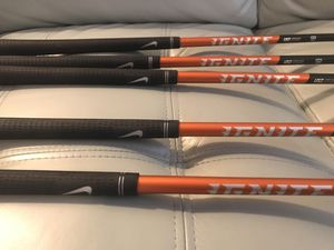 Nike Ignite Iron Set with Hybrids! Includes golf bag, putter, and ProV1's for Sale in Tampa, FL