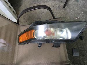 2006 Acura TSX Driver side headlight for Sale in Nashville, TN