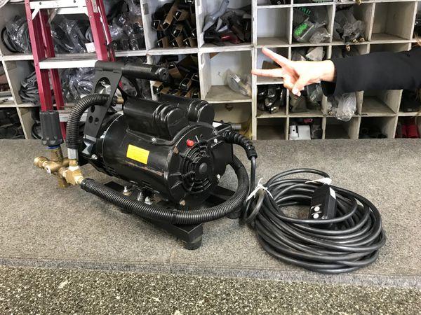 Pressure washer pump, portable, pumptec 365u series  for Sale in Chula  Vista, CA - OfferUp