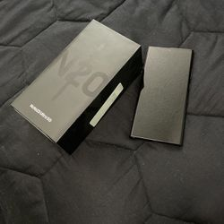 Samsung Note 20 Ultra Mystical Black 128GB AT&T for Sale in Columbus,  OH