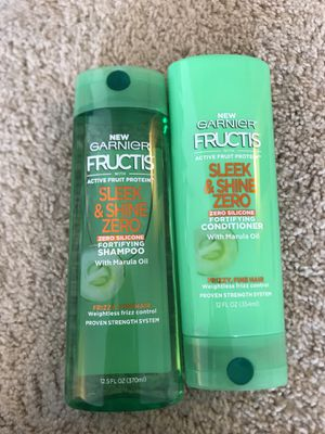 Garnier Shampoo and Conditioner for Sale in Chevy Chase, MD