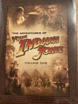 The Adventures Of Young Indiana Jones (DVD BOXSET) for Sale in Vacaville,  CA