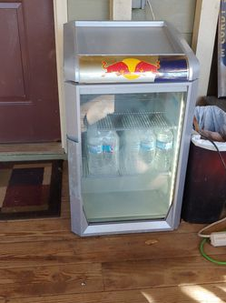 Red Bull Mini Fridge for Sale in Douglasville,  GA