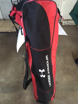 Under armor bat bag for Sale in Saint James, NY