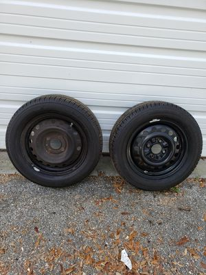 New tires,,,on rim's with air sensors...$80 for Sale in Winter Garden, FL