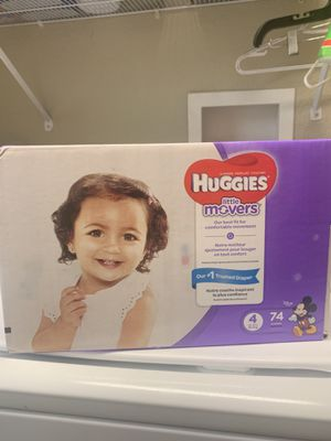 Huggies diapers for Sale in Virginia Beach, VA