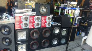 Car audio for Sale in Las Vegas, NV