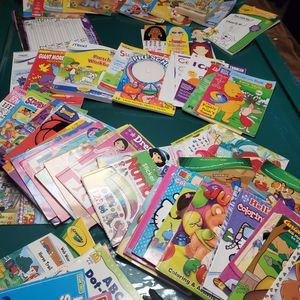 Workbooks Pre K To 1st Grade for Sale in Palm Harbor, FL
