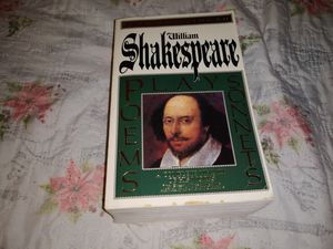Total anthology of Shakespeare works for Sale in Fresno, CA