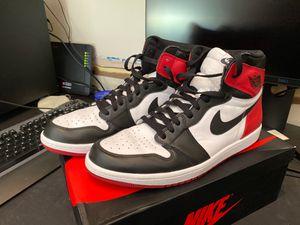 "Jordan 1 ""Black Toe"" for Sale in Lacey, WA"