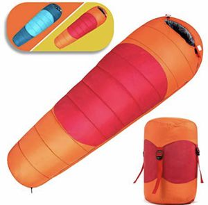 Lisuu Oversized Sleeping Bag with Compression Sack for Sale in Fort Worth, TX