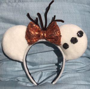 Frozen Olaf Mickey Ears for Sale in Downey, CA
