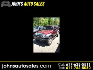 2009 Jeep Wrangler Unlimited for Sale in Somerville, MA