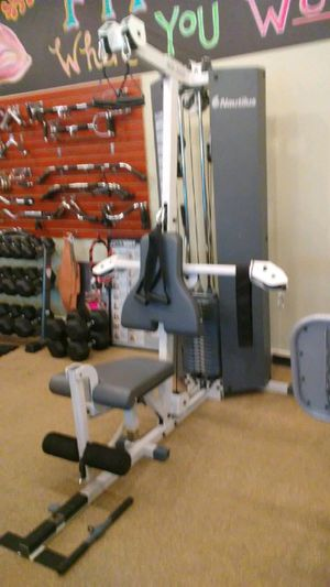 Nautilus home gym for Sale in Johns Creek, GA