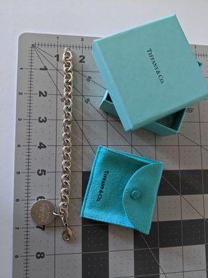 Real Tiffany bracelet for Sale in Alameda, CA