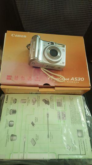 Canon digital PowerShot camera for Sale in Fairfield, CA