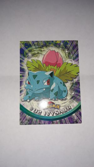 Ivysaur 2000 Topps for Sale in West Covina, CA