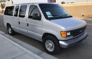 2006 ford econoline e150 e250 express chevy passenger clean title for Sale in San Bernardino, CA