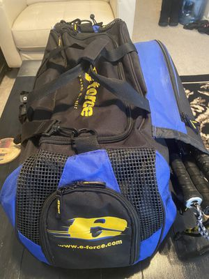 E-force racquetball club bag Large Duffle for Sale in Plano, TX