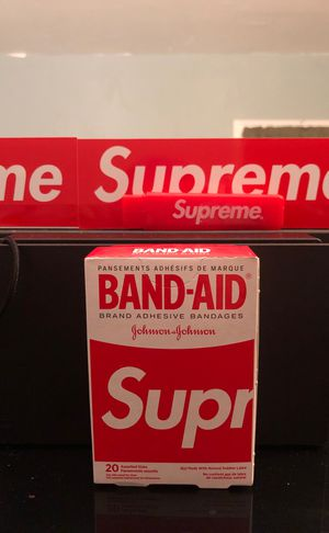 Supreme bandaids for Sale in Buffalo, NY