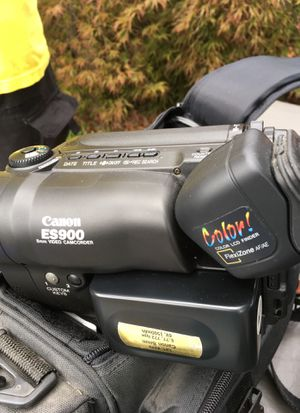 Canon video camcorder for Sale in Eugene, OR