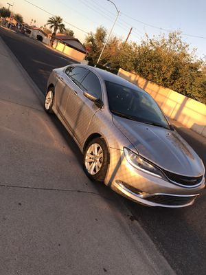 2016 Chrysler 200 for Sale in Phoenix, AZ