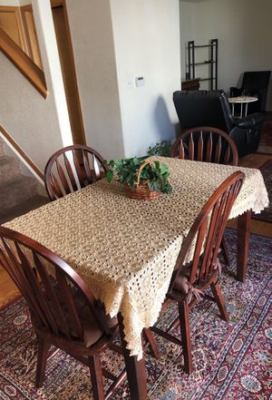 Tabels and chairs for Sale in Denver, CO