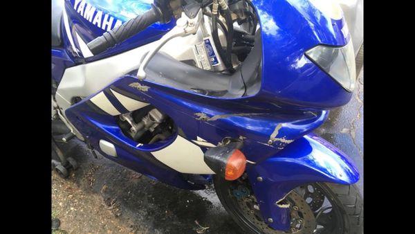 2001 Yamaha 600r (firm price)