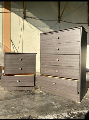 Dresser and Nightstand for Sale in Anaheim, CA