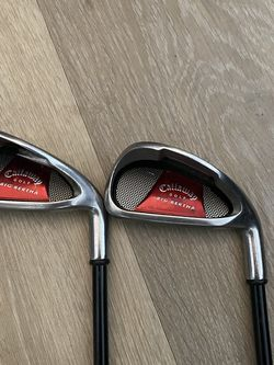 Callaway Golf Clubs Hybrids 3 And 4 for Sale in Vista,  CA