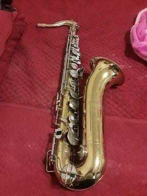 Saxophone tenor boucher elkhart for Sale in Austin, TX