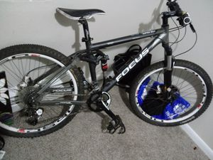 Focus full suspension mountain bike for Sale in Denver, CO
