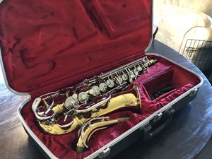 Armstrong alto saxophone for Sale in San Diego, CA