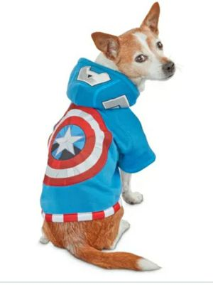 Marvel pet costumes-Small for Sale in Oceanside, CA