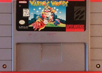 SNES Warios Woods for Sale in Las Vegas,  NV