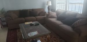 Three sits couches for Sale in Rockville, MD