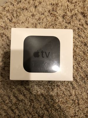 Apple TV 4K for Sale in Tigard, OR