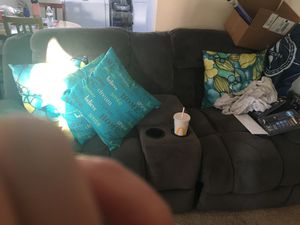 Recliner love seat and recliner sofa for Sale in Fullerton, CA
