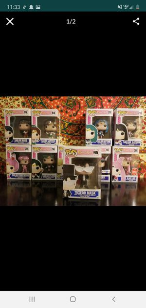 Sailor Moon Tuxedo Mask Pop Figure for Sale in Vista, CA