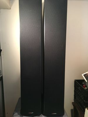 Polk Audio Monitor 70 Series 2 Floorstanding Speakers for Sale in WILOUGHBY HLS, OH
