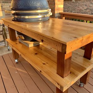 BBQ Pit Table for Sale in San Antonio, TX